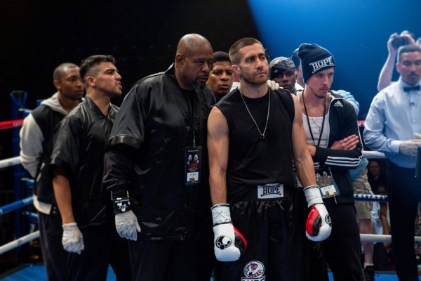 FOREST WHITAKER and JAKE GYLLENHAAL star in SOUTHPAW