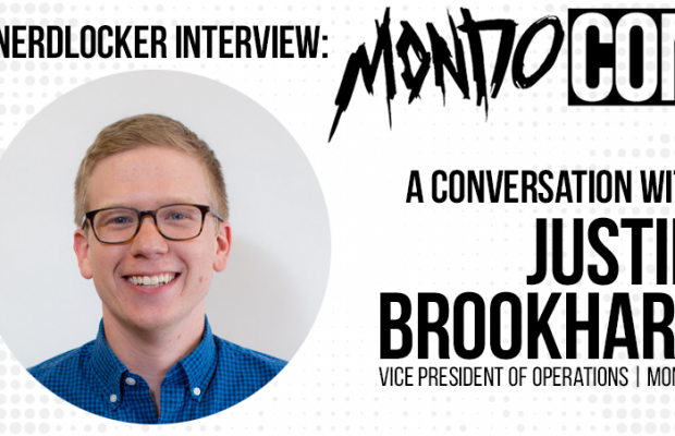 Nerdlocker Interview: Justin Brookhart