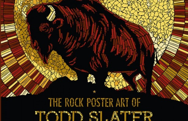 Artist Todd Slater Produces Amazing Book!