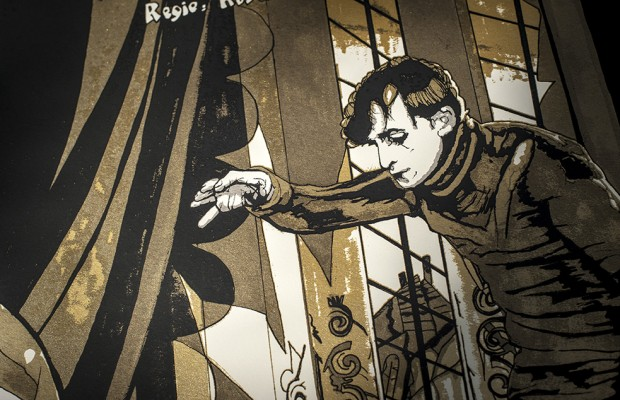 New Flesh Presents The Cabinet of Dr. Caligari
