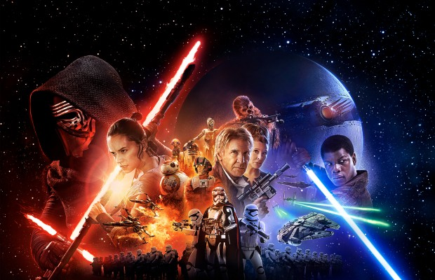 Star Wars: The Force Awakens Tickets On Sale Tonight!