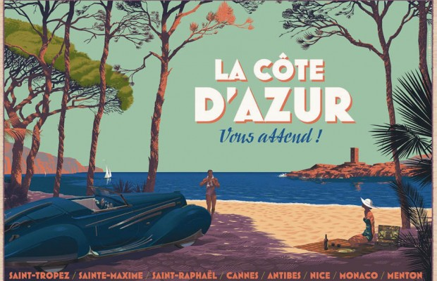 Ford Craftsman Studios Presents Delahaye by Laurent Durieux