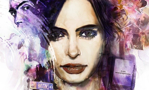 Jessica Jones Breaks Down Walls