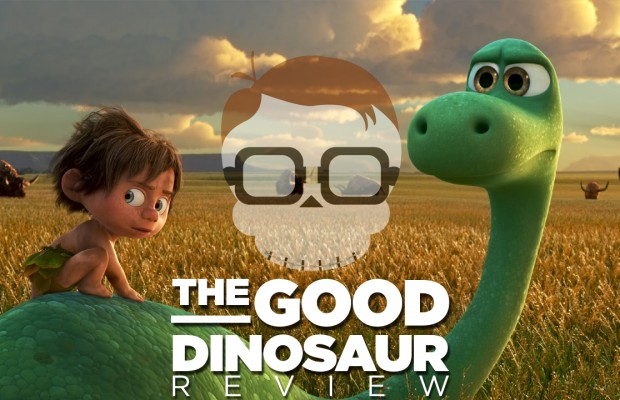 Movie Review: The Good Dinosaur