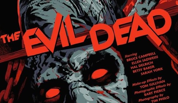 Silver Bow Gallery Presents The Evil Dead by Francesco Francavilla