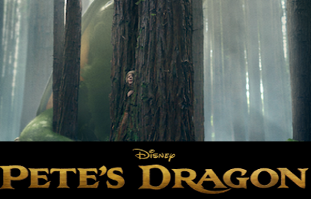 Disney's Pete's Dragon Gets A Trailer and It Looks Great!