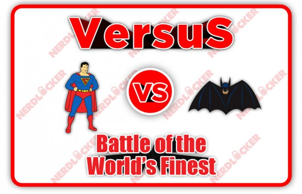VersuS: Superman vs. Batman