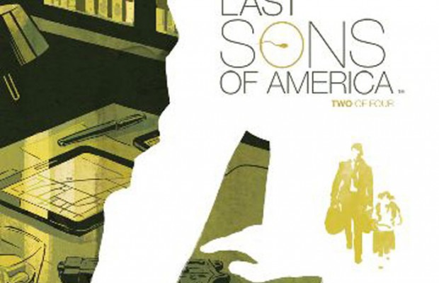 Nerdlocker Comic Book Review: Last Sons of America #2