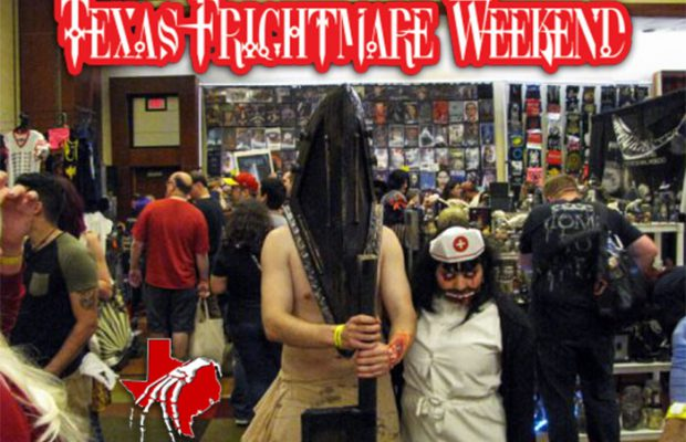 My First Stab at Texas Frightmare Weekend Horror Con