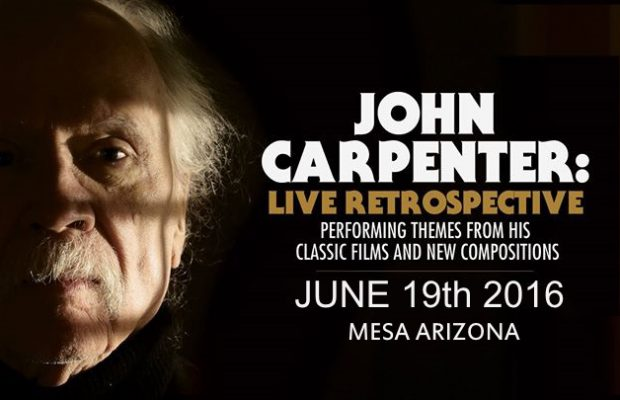Spending Father's Day with John Carpenter