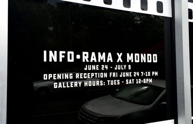 Mondo Gallery Presents: Info•Rama