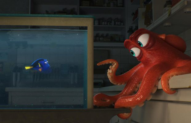Nerdlocker Movie Review: Finding Dory