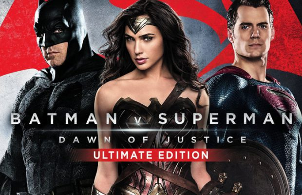 Movie Review: Batman v Superman: Dawn of Justice (Ultimate Edition)