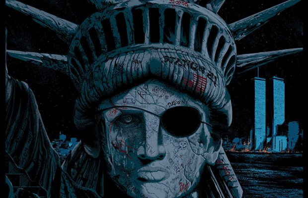 DaVinci's Dreams Presents Escape From New York by Kilian Eng