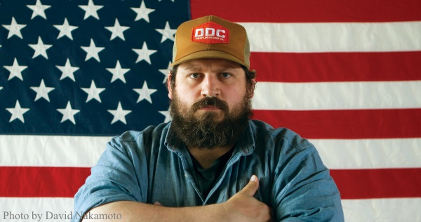 Nerdlocker Artist Interview: Aaron Draplin