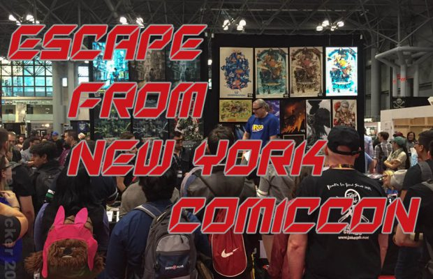 Cake Blissken: Escape from New York ComicCon