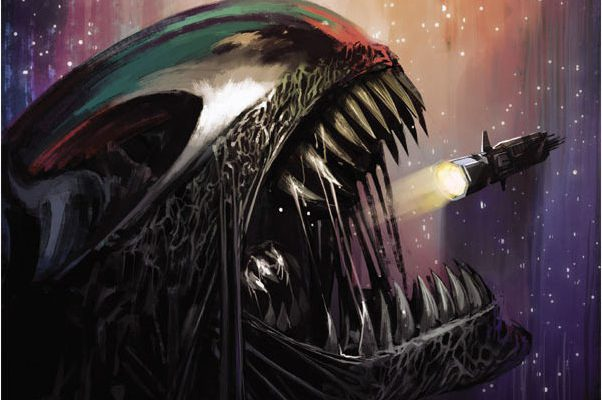 Comic Book Review – Aliens: Defiance #9