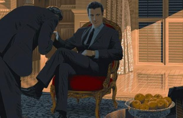 Odd City Presents Godfather III by Laurent Durieux
