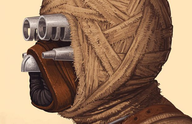 Mondo Gallery and Acme Archives Present Star Wars by Mike Mitchell