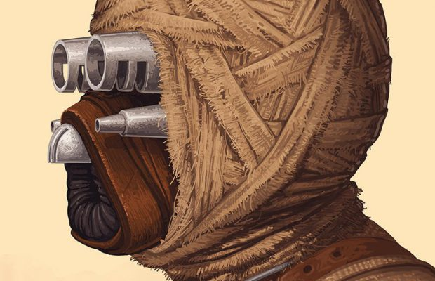 Mondo Gallery Presents Star Wars by Mike Mitchell