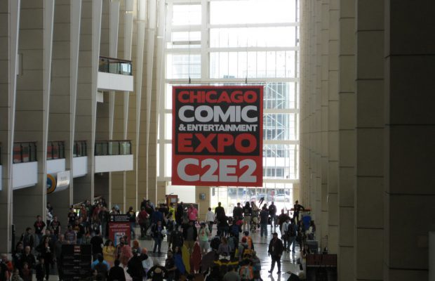 A Look Back On C2E2 2017