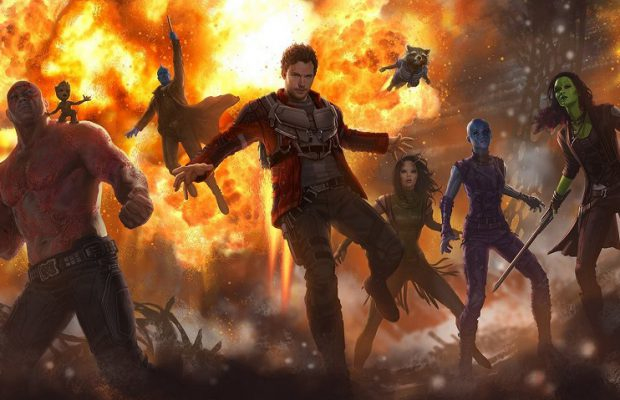 Nerdlocker Movie Review: Guardians of the Galaxy Vol. 2