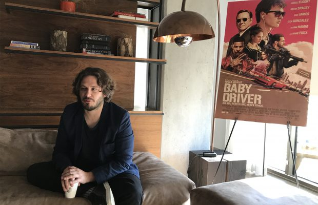 The Damned, Atlanta, & Burt Reynolds: An Interview with Baby Driver Director Edgar Wright