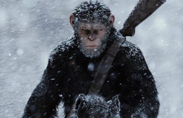 Nerdlocker Movie Review: War for the Planet of the Apes