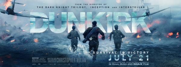 dunkirk movie 2017 review