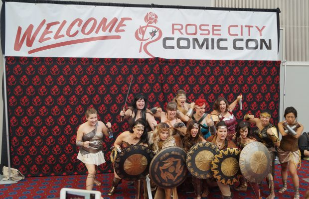 Rose City Comic Con (2017) Grows Bigger and Better