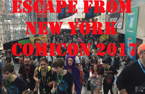 Cake Blissken: Escape from New York ComicCon 2017