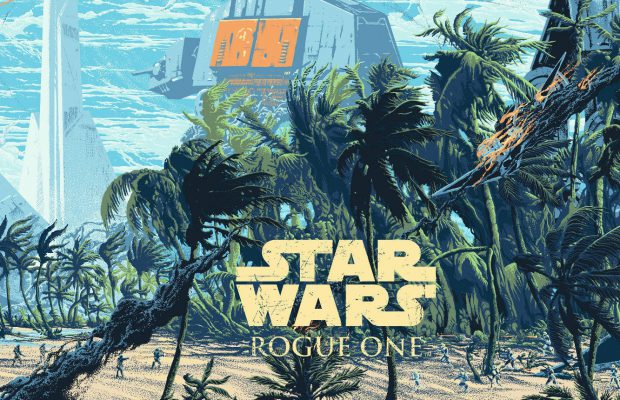 Bottleneck Gallery: New Rogue One art from artist Kilian Eng