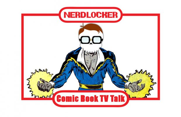 Nerds Talking About Black Lightning and Other Comic Book Shows