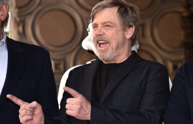 Mark Hamill Is A Star!