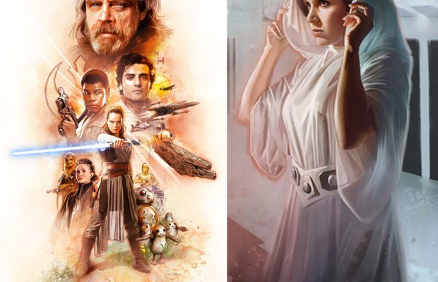 New Star Wars Art!