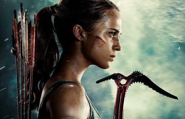 Nerdlocker Movie Review: Tomb Raider