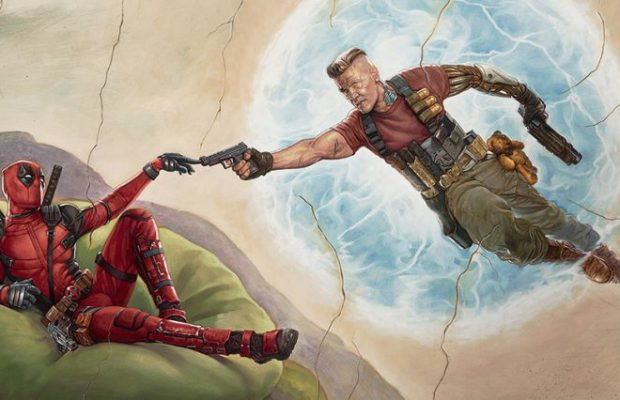 Nerdlocker Movie Review: Deadpool 2