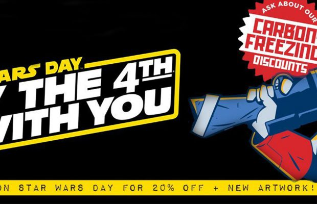Acme and Dark Ink Celebrate May the 4th!
