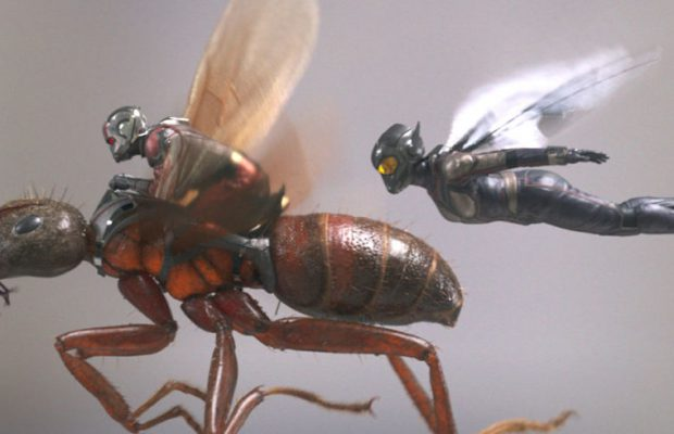 Nerdlocker Movie Review: Ant-Man and the Wasp