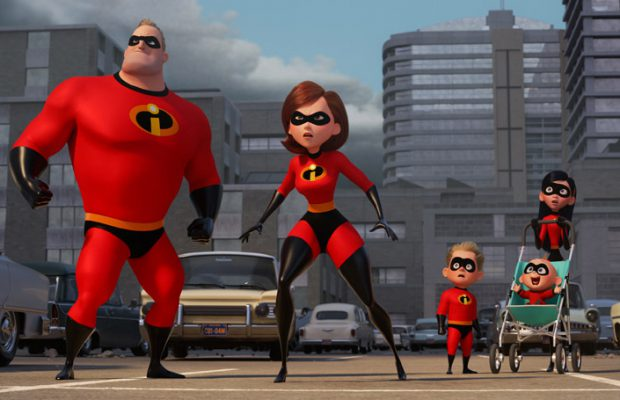 Nerdlocker Movie Review: Incredibles 2