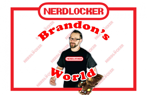 Brandon Tries To Use The Infinity Gauntlet!