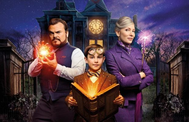 Nerdlocker Movie Review: The House with a Clock in Its Walls