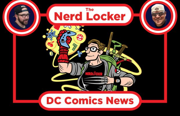 The Nerds Talks Suicide Squad, Swamp Thing, The Flash and More DC News!