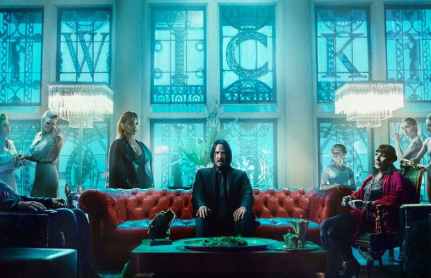 Nerdlocker Movie Review #2: John Wick: Chapter 3 – Parabellum