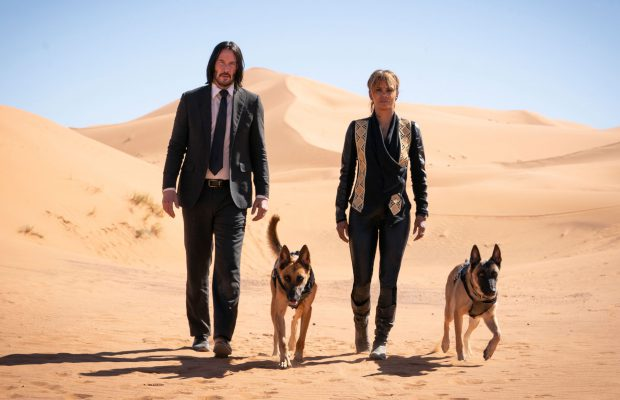 Nerdlocker Movie Review: John Wick 3