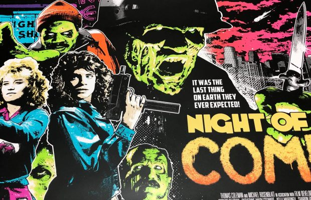 Night of the Comet with Catherine Mary Stewart!