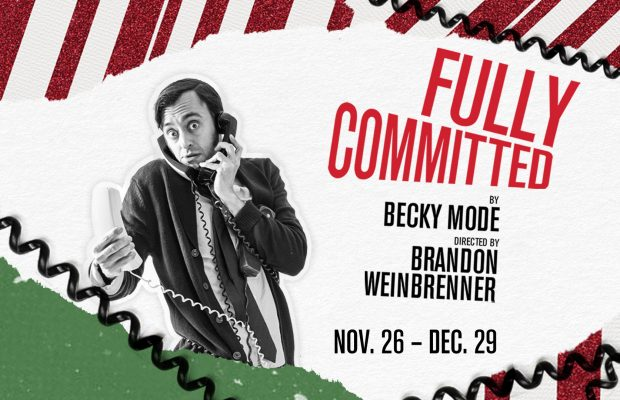 Fully Committed at the Alley Theatre
