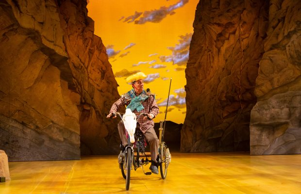 Quixote Nuevo at the Alley Theatre