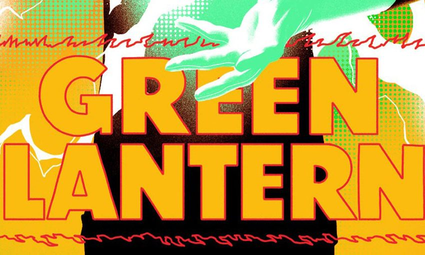 Matt Taylor's Latest Print, Green Lantern!