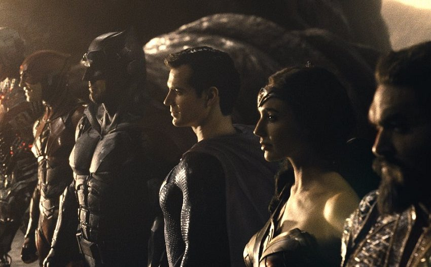 Nerdlocker Movie Review: Zack Snyder's Justice League